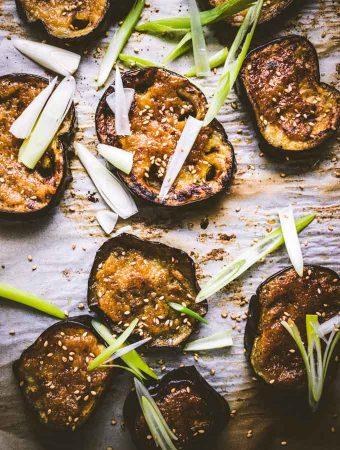 Miso Eggplant Recipe – Nobu Style