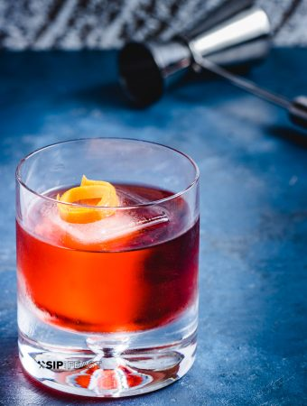 Featured image of How To Make The Best Negroni