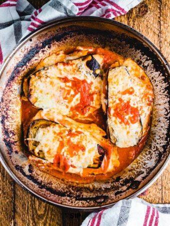 Chicken Sorrentino Recipe