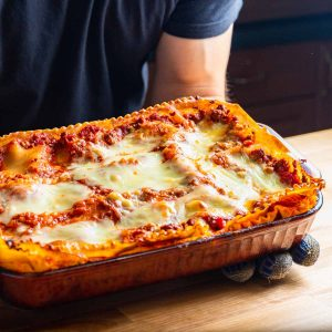 Italian-American Lasagna featured image.