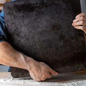 Diy baking steel featured image.